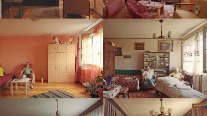 Fotoreeks toont hoe verschillend mensen leven, zelfs in identieke appartementen