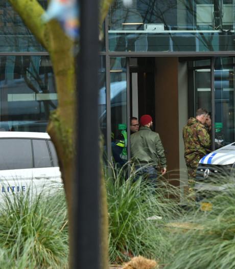 Verdacht pakketje bij bedrijf in Utrecht blijkt loos alarm