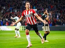 Vijf keer Luuk de Jong: PSV neemt afscheid van een topspits