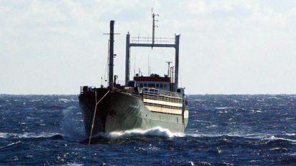 Uitstoot zeescheepvaart moet met helft naar omlaag tegen 2050