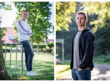 Voor Twentse voetballers Leemhuis en Bannink is er leven na het betaalde voetbal