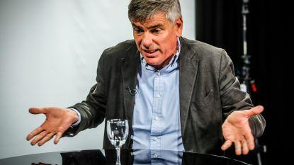 """Filip Dewinter (Vlaams Belang): """"Ik herken me wel in Dries Van Langenhove: Sturm und Drang, gezond radicaal"""""""