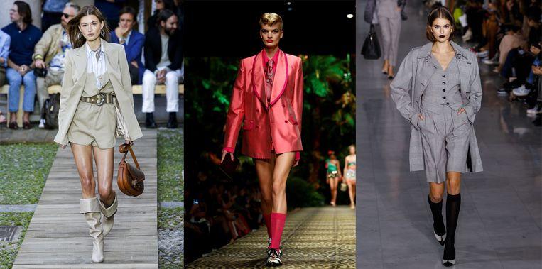 Etro, Dolce & Gabbana en Max Mara.