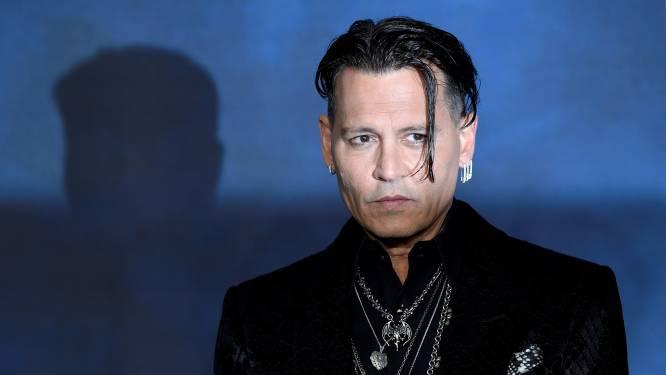 """Johnny Depp mag niet meer meedoen in 'Harry Potter'-films: """"Warner Bros. heeft mijn ontslag geëist"""""""