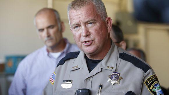 Sheriff in Roseburg, John Hanlin