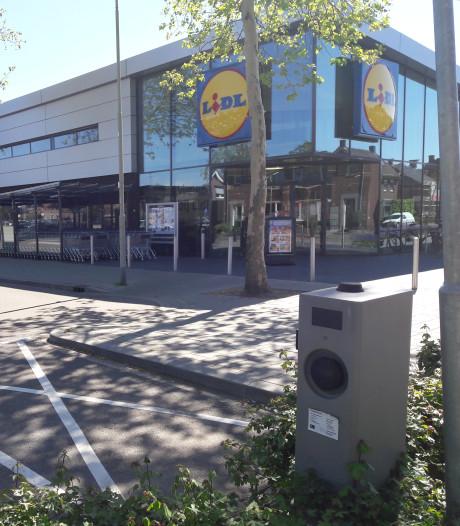P-plaatsen voor gehandicapten blijven achter Lidl