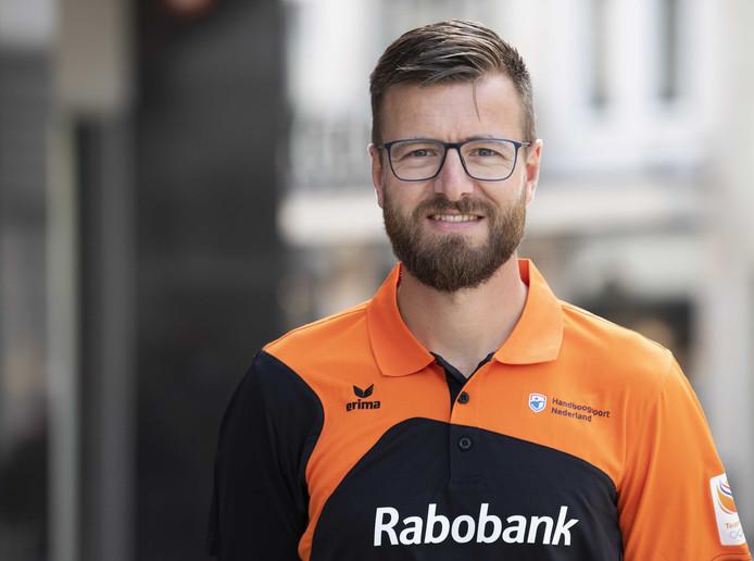 Bondscoach Ron van der Hoff