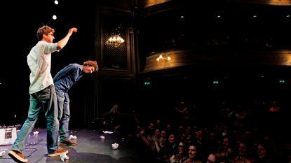 Jasper van der Veen wint Leids Cabaret Festival