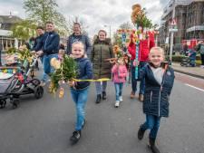 Animo voor palmpasenoptocht in Noordoost-Twente neemt sterk af