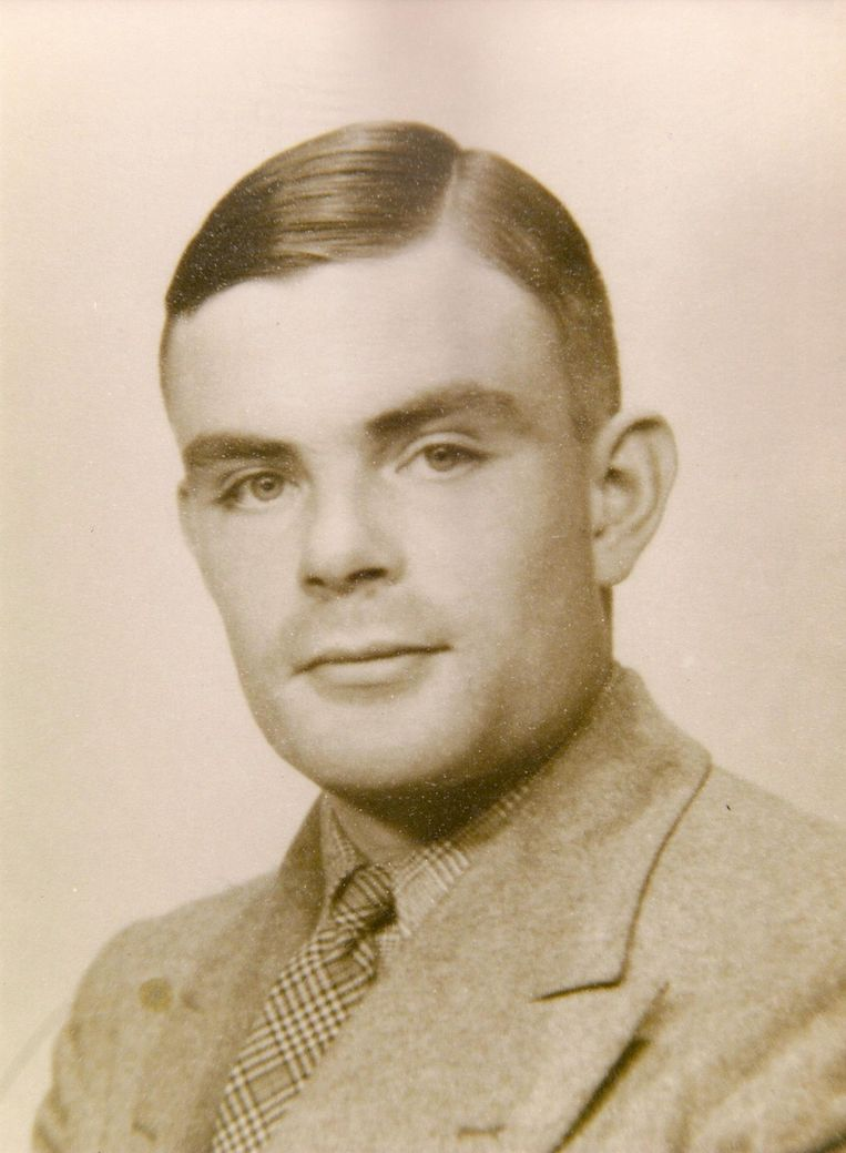 Alan Turing. Beeld Imageselect