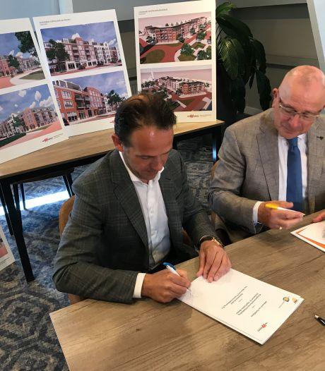Boekel ondertekent overeenkomst over Zuidwand met van Wanrooij Projectontwikkeling