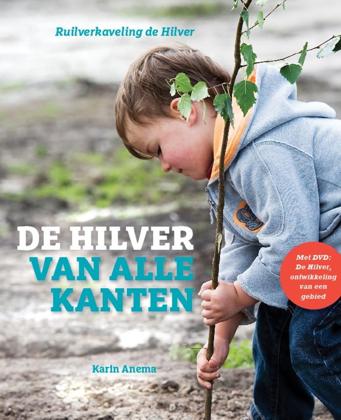 Het boek De Hilver van Alle Kanten van Karin Anema.