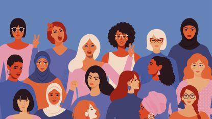"""Deze vrouwen staken vandaag: """"Als wij stoppen, draait de wereld vierkant"""""""