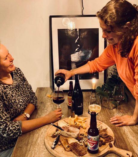 Lokaal kerstpakket steunt Amersfoortse ondernemer: 'Het is een stevige vrijmibo-hap'