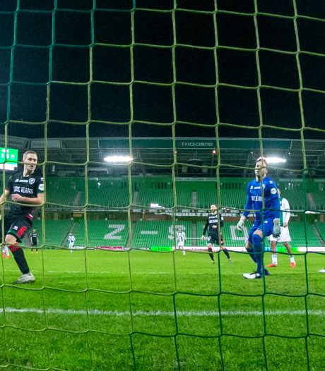 Onmachtig ADO met ruime cijfers onderuit bij FC Groningen