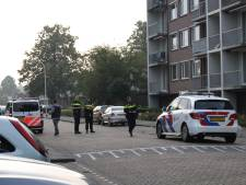 Politieheli boven Waalwijk voor aanhouding vijf mensen, auto's en scooters in beslag genomen