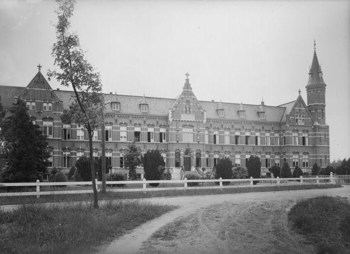 In het seminarie van Beekvliet zaten in de oorlog twaalfhonderd gijzelaars gevangen.