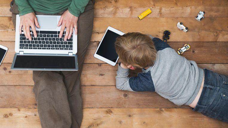 Jongeren Vinden Het Niet Altijd Slecht Dat Ouders Online