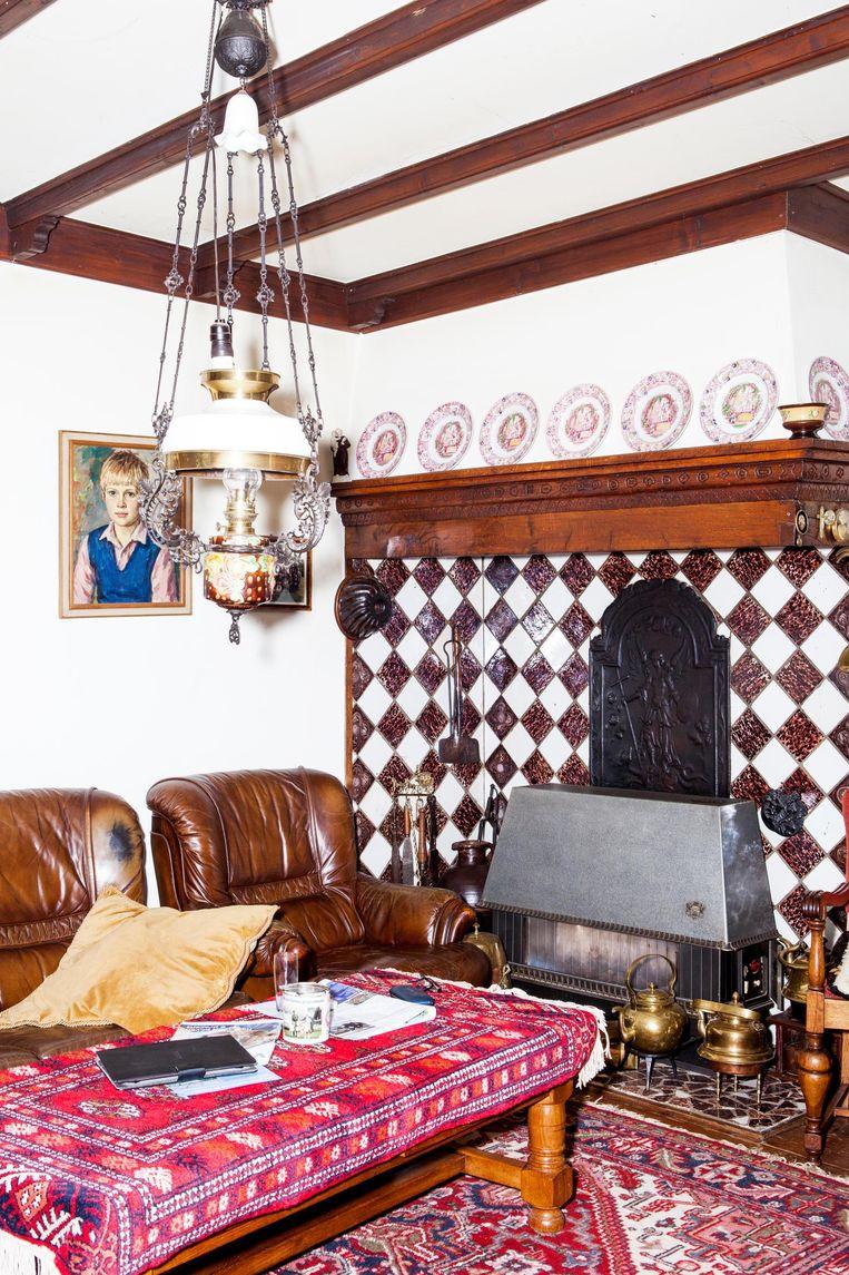 Het huis van Theo van der Aa. Beeld Marie Wanders / de Volkskrant