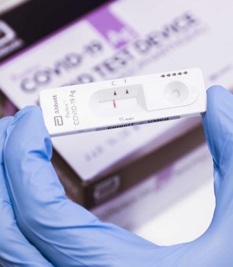 Liemerije test eigen personeel op corona: uitslag binnen een half uur