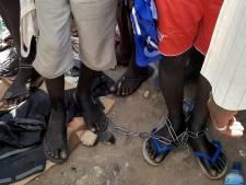 Vastgeketende en mishandelde kinderen bevrijd uit koranschool in Nigeria