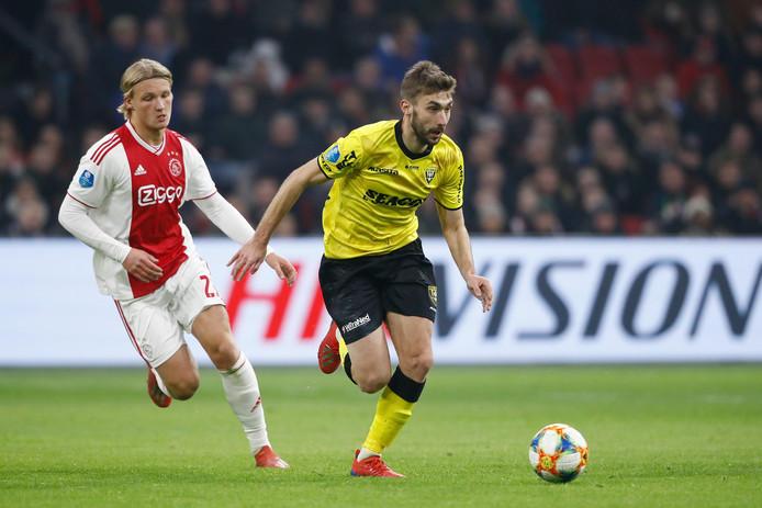 Tino-Sven Susic traint voorlopig bij Anderlecht mee.