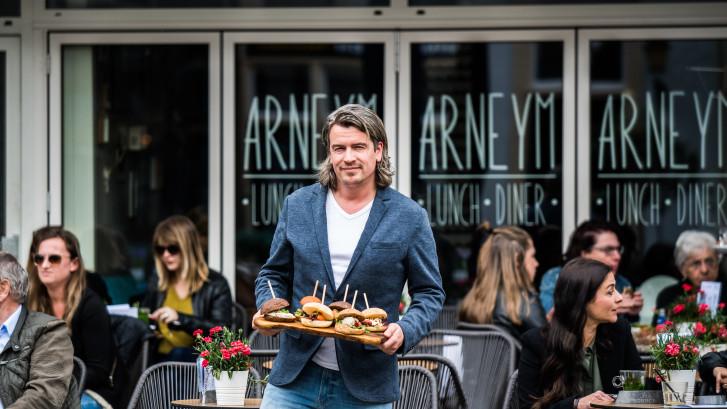 Lunch buiten de deur is een hit in Arnhem, maar het moet wél in een half uurtje zijn gepiept