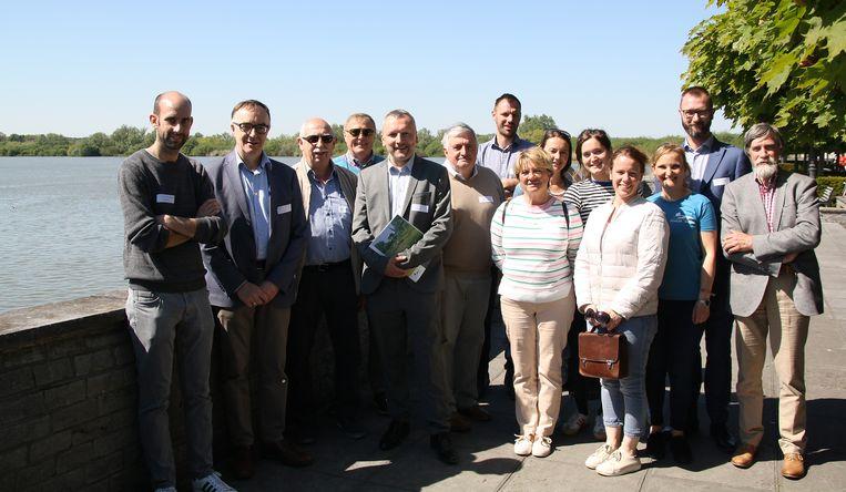 Voor Hoogtij, met meer dan zestig activiteiten aan de Schelde, werken heel wat mensen samen.
