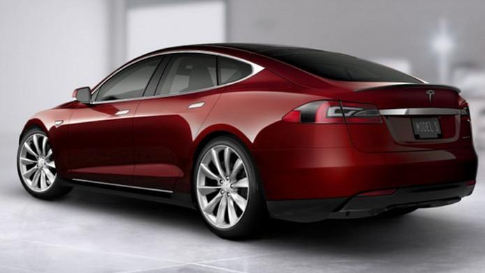 De Tesla model S