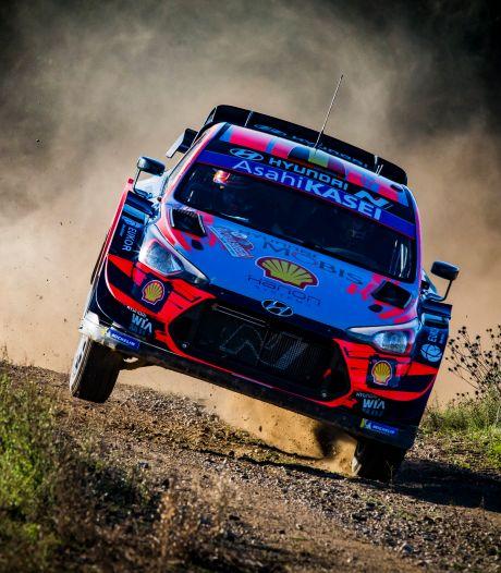 Le Rallye de Spa, prévu les 12 et 13 décembre, est annulé