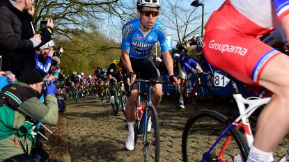 """Topvoorjaar maakt Van Aert nog gegeerder: """"Zijn hoofd staat nú al naar WorldTour"""" (maar contract loopt nog een jaar)"""