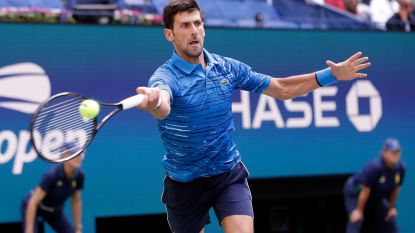 VIDEO. Titelverdediger Novak Djokovic eenvoudig door