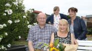 Lisette en José vieren gouden huwelijk