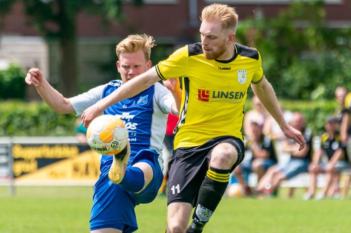 Pax won afgelopen zondag met 3-0 van HAVO in Haalderen.