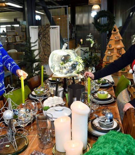 Kerstspektakel bij Kringloopcentrum Leusden  maakt naam