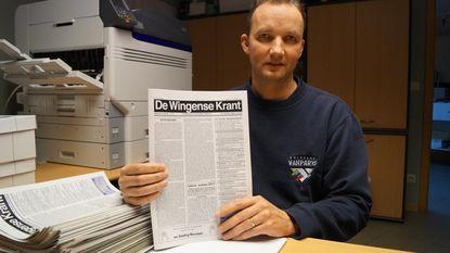 Drukkerij boos: abonnees wachten 4 dagen op weekblad