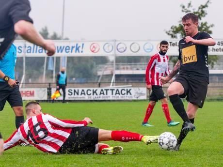 Stefan Ordelman beslist Arnhemse derby in het voordeel van underdog Arnhemse Boys