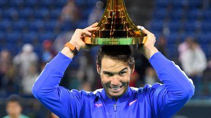Rafael Nadal en Simone Biles zijn L'Equipe's kampioenen van 2019