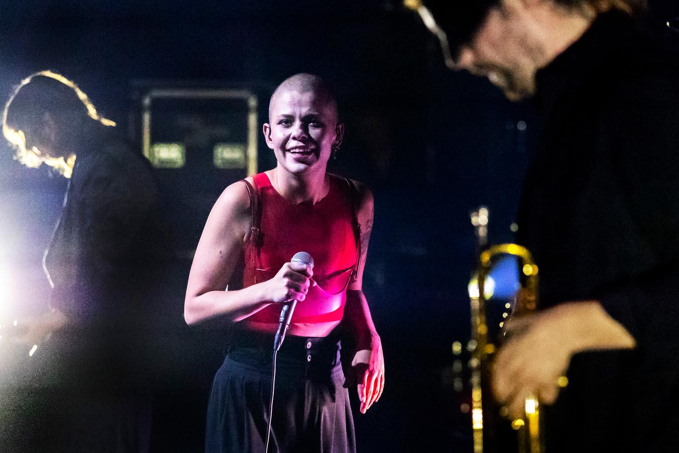 Sharon Kovacs in TivoliVredenburg.