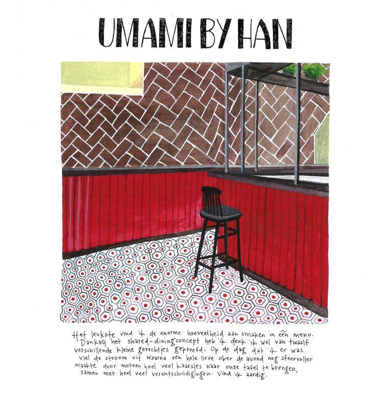 Umami by Han Beeld Ted Struwer