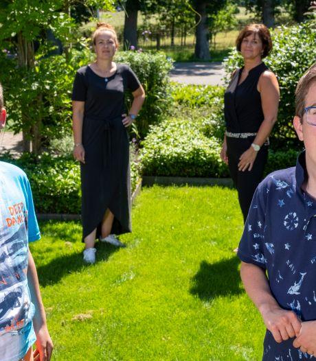 Ouders in Heerde bouwen aan bijzonder thuis: 'Bas en Nils willen straks ook gewoon op zichzelf wonen'