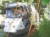 Mark toverde een tram om tot vakantiehuis: zo ziet dat eruit