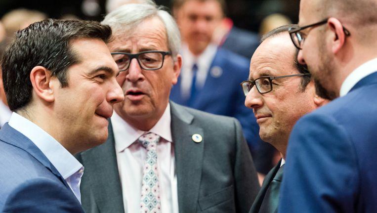 De waarden achter het Griekse akkoord (Trouw)