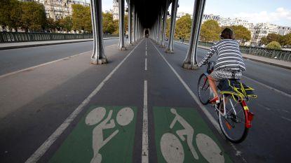 Fransen straks massaal op de fiets tegen corona