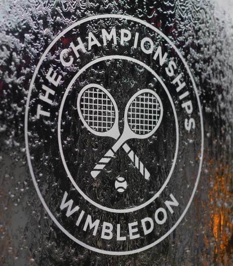 'Wimbledon ontvangt ruim 100 miljoen euro door pandemieverzekering'