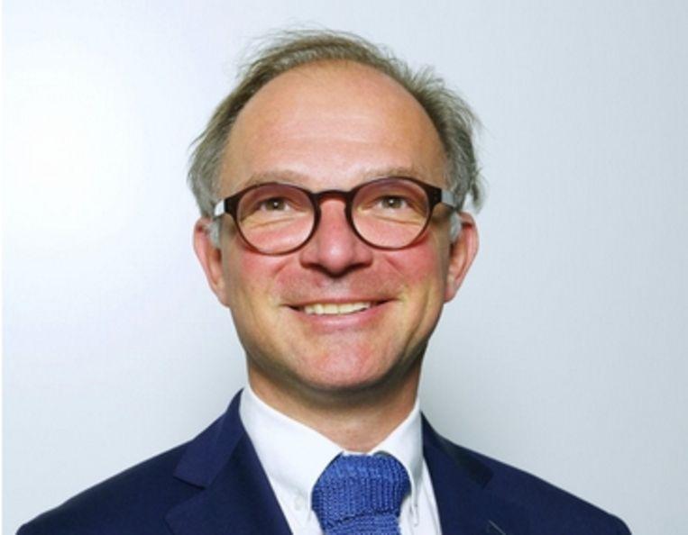 Freek Van Neck, voorzitter van Unizo Aalst.