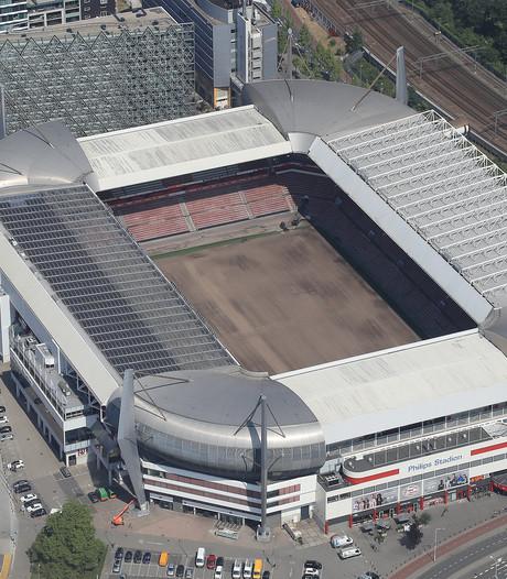 VDL vervangt 23.000  stoelen in Philips Stadion