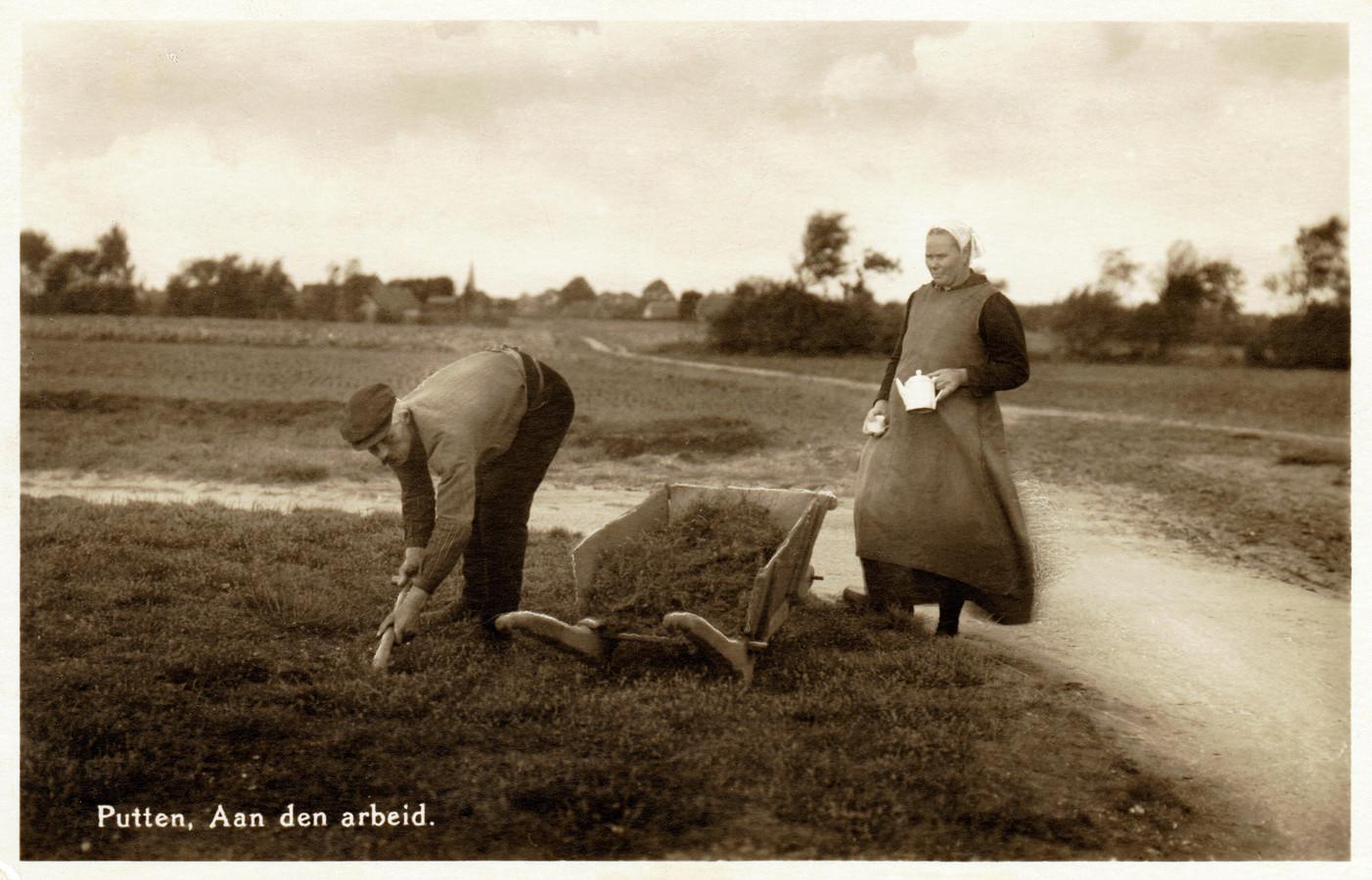 Als plattelandsgemeente wordt een groot deel van de historie van Putten bepaald door de landbouw.