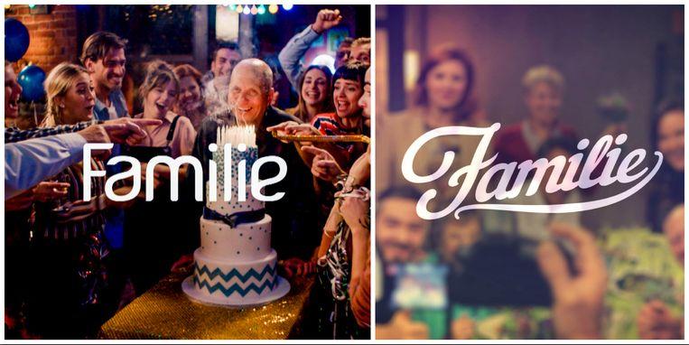 De nieuwe 'Familie'-generiek is vanaf maandag te zien op tv.