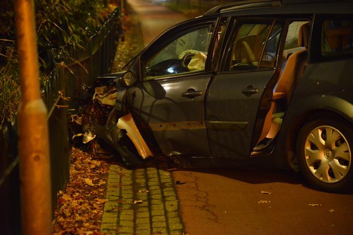 Ongeval in Breda.